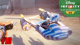 """Pod Racing"" - Star Wars- Twilight of the Republic - Disney Infinity 3.0 Playset #10"