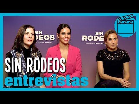Sin Rodeos: Barbara Santa Cruz, Cristina Pedroche y Toni Acosta
