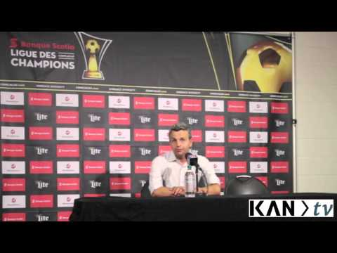 Montreal Impact vs CF Pachuca : Frank Klopas Post Match Press Conference | AFROKANLIFE