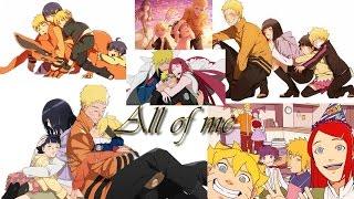 download lagu Naruto Tribute ▪ Uzumaki Family - All Of Me gratis