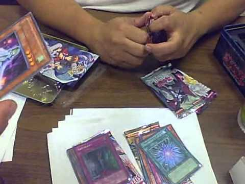 Opening a Tin Box for Crystal Beast Sapphire Pegasus Video