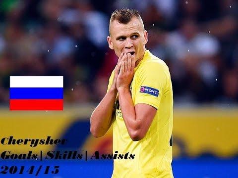 Denis Cheryshev| Goals, Skills, Assists | Villarreal | 2014/2015 (HD)