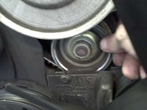 Audi A6 Waterpump & Timing Belt inspection