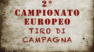 2° Campionato Europeo di Tiro di Campagna