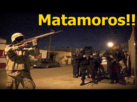 Graban Fuerte Balacera en Matamoros, Tamaulipas [Diciembre 2014]