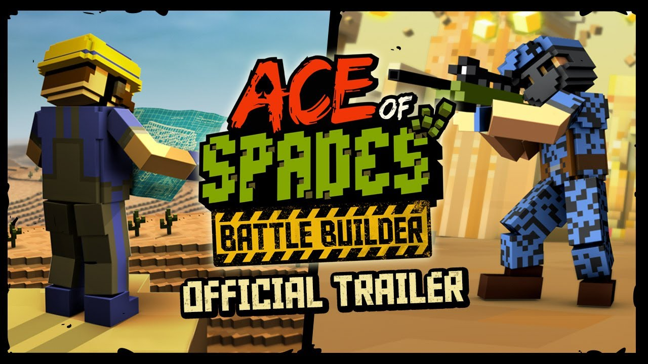 ace of spades battle builder gameplay videos fallout