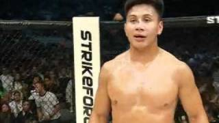 Cung Le vs. Brian Warren Part 2