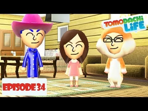 A Tomodachi Life #34: Clementine Grows Up!