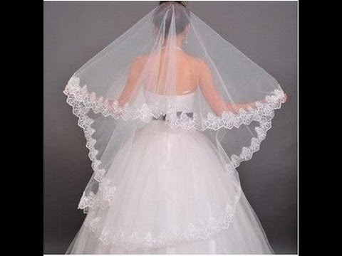 Фата своими руками на свадьбу