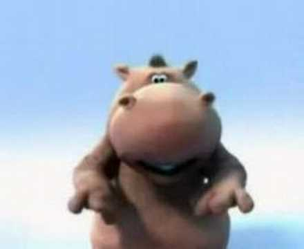 happy hippo feat checco zalone youtube. Black Bedroom Furniture Sets. Home Design Ideas