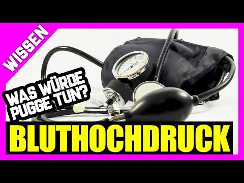 BLUTHOCHDRUCK - Was würde Pugge tun - natürlich ohne kosten Blutdruck senken