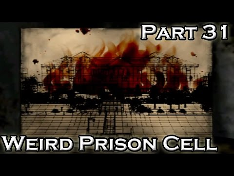 Silent Hill 2 Walkthrough (Part 31)  - Weird Prison Cell  (HD 720p)