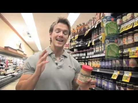Food Shopping with Rob Riches. Part 8. Peanut Butter & Rice Cakes