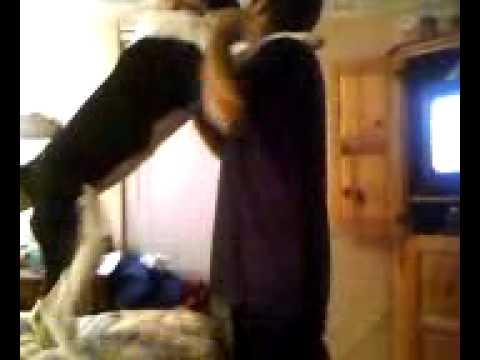 Fedex Woker Getting Raped By My Dog... video