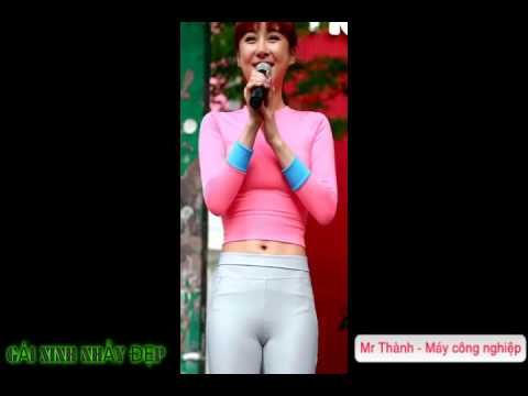 Gái xinh nhảy đẹp 27 - Gái Hàn xinh đẹp Fan MU