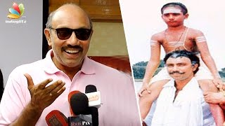 Sathyaraj speech about Tamil Eelam and Vedham Pudhithu | Balu Thevar