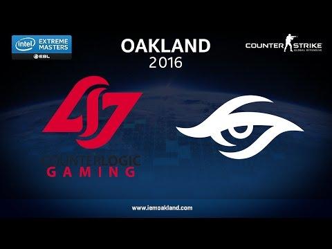 CS:GO - CLG Red vs. Team Secret [Inferno] - Showmatch - IEM Oakland 2016
