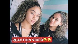 REACTION VIDEO!!!!!!   Alicia&Alexa