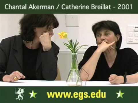 Chantal Akerman + Catherine Breillat. Film Theory. 2001. 1/7