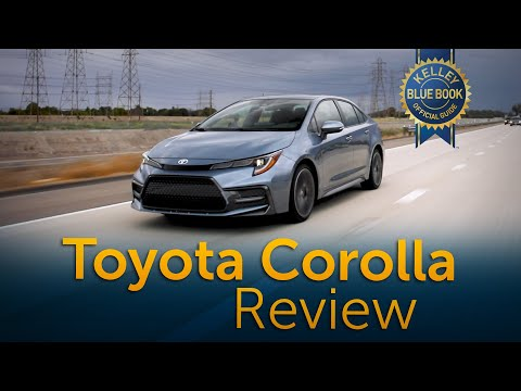 2020 Toyota Corolla - Review & Road Test