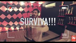 Vivegam   Surviva Song Teaser   Ajith Kumar   Anirudh Ravichander   Siva