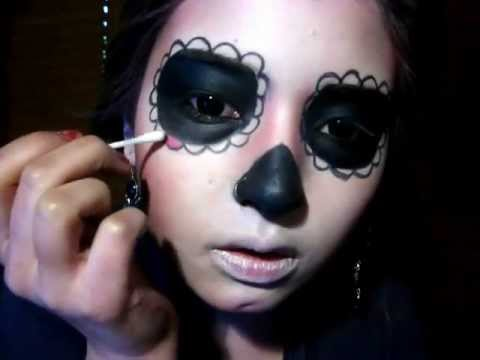 De La Catrina Maquillaje