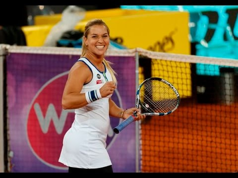 2016 Mutua Madrid Open First Round | Dominika Cibulkova vs Agnieszka Radwanska | WTA Highlights