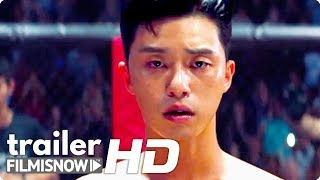 THE DIVINE FURY (2019) Trailer | Park Seo jun Action Horror Movie