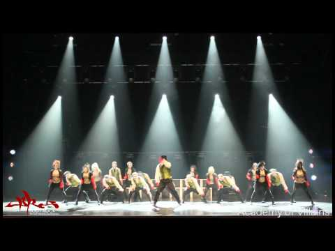 Academy of Villains - Body Rock 2012