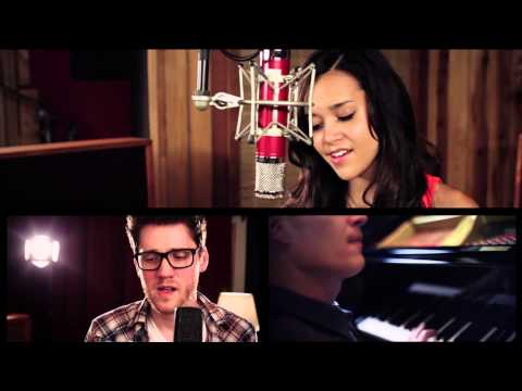 begin Again - Taylor Swift (alex Goot, Megan Nicole, Piano Guys Cover) video