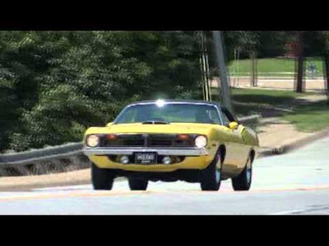 1970 Plymouth HEMI 'Cuda / American Musclecar Legend