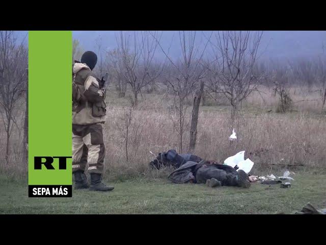 Eliminan en el Cáucaso ruso a dos líderes islamistas que combatieron en Siria