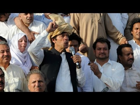 Imran Khan: Drone attacks hurting U.S.