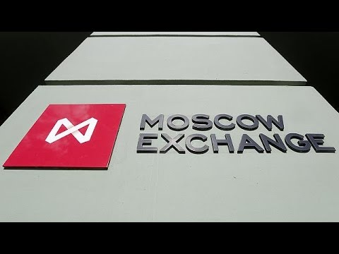 Russian shares fall after new sanctions against Moscow over Ukraine