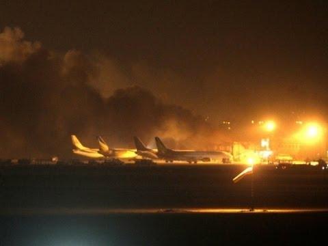 Gunmen Storm Pakistan Airport in Deadly Rampage