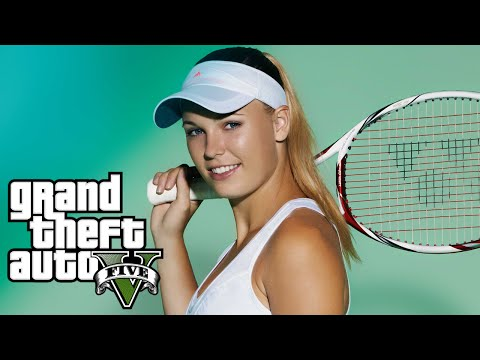 GTA V Online - PAS OP GRANAAT & TENNIS WEDSTRIJD ! (GTA 5 Multiplayer #38)