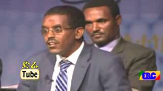 Ethiopian Political Parties Debate For Election 2015, Organized By EBC - Part 2