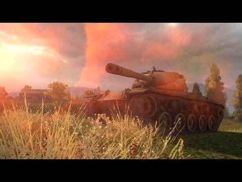 ◀World of Tanks - Back in Business