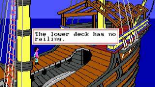 Let's Play King's Quest 3 - part 16 - Pirates