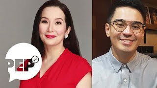 Nicko Falcis claims Kris Aquino went 'all berserk' after ABS-CBN got hold of Crazy Rich Asians PR