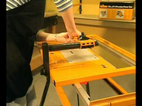 330010 Triton Jigsaw Kit Aja300 Youtube