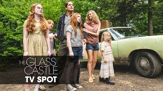 """Download The Glass Castle (2017) – """"World"""" Official TV Spot 3Gp Mp4"""