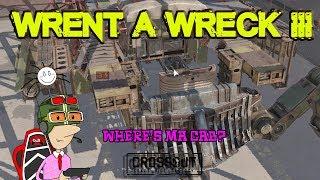 Crossout: Rent a Wreck 3 [Collaborative Workshop]