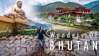 SUPERTRAVELME - Wonders of Bhutan