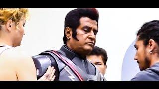 2.0 SURPRISE Character!   Making Of Rajinikanth's Look Reaction   Shankar   A R Rahman