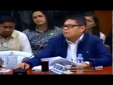 13 August 26 2014 Makati City Hall Building Philippine senate Blue ribbon committee