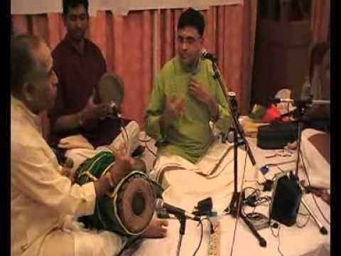Thaniyavarthanam By Prof Trichy R Sankaran & B S Purushothaman At Carnatic Music Society Abu Dhabi video