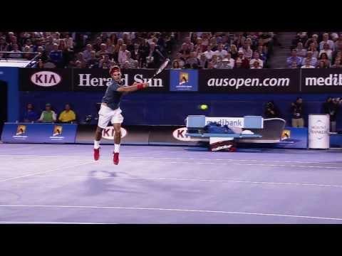 Preview: Murray v Federer - 2014 Australian Open