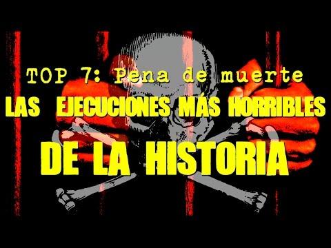 Top: Penas de Muerte Las 7 Ejecuciones más Horribles de la Historia
