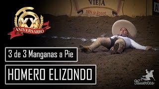 3 Manganas a Pie - Homero Elizondo XX Millonario THV 2017